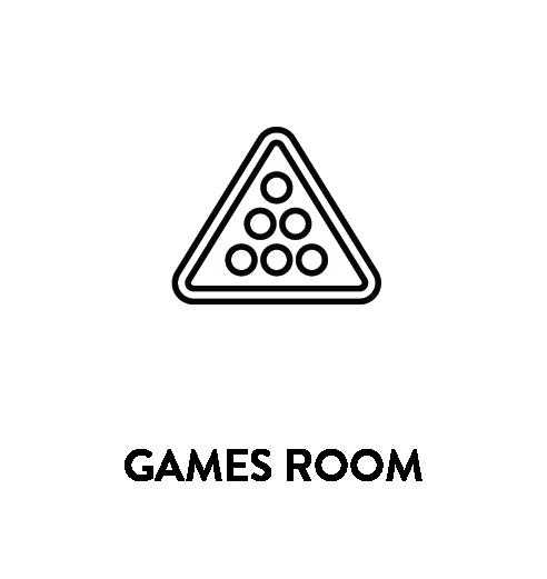 Greenwood - games room